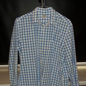 J. Crew Button-Down Sport Shirt